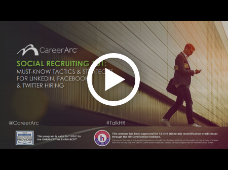 Social Recruiting 101: The Must-Know Tactics & Strategies for LinkedIn, Facebook, & Twitter Hiring